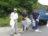 新日本建設第85回社外清掃活動 (2)