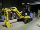 コマツPC20MR新日本建設仕様