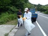 新日本建設第85回社外清掃活動 (1)