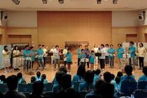 竹の声音楽団+みなと竹なかま