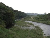 081010角田大橋から下流