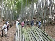121013竹灯籠製作 (2)