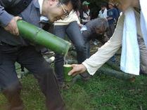 080601たっぷりの竹水