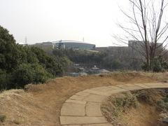 080312山田富士のお釜と横浜国際プール