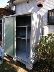 081101愛川町倉庫完成