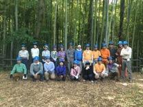 縮小 5月 竹林管理コース第1回