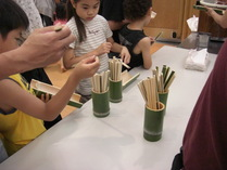 080721竹箸製作完了