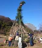 1月 北山田どんと焼協力