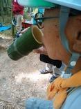 190601国際若竹伐採・下草刈り・竹水採水6