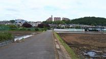 200525 荏田 田圃水張り