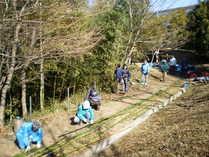 090201四つ目竹材単管打込み