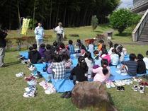 101026山田小 竹・いろいろ教室