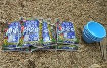 160529お礼肥 化成肥料撒き