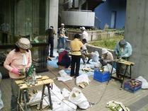 121006竹食器の製作加工
