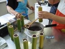 110702地区セン万華鏡と竹水羊羹3