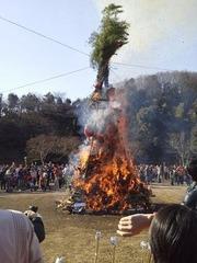 2013年1月 北山田どんと焼き5