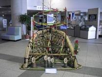 プール竹灯籠まつり3