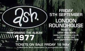 ASH 1977 Live