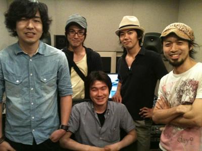 高桑さんとナチュラルレコード