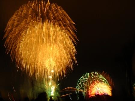 三国花火大会 北陸最大の呼び声高い花火!