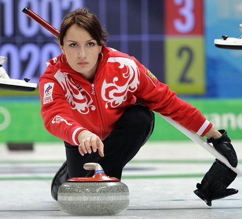 いい顔のアンナ・シドロワ