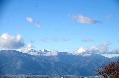 常念岳はs-IMGP9264