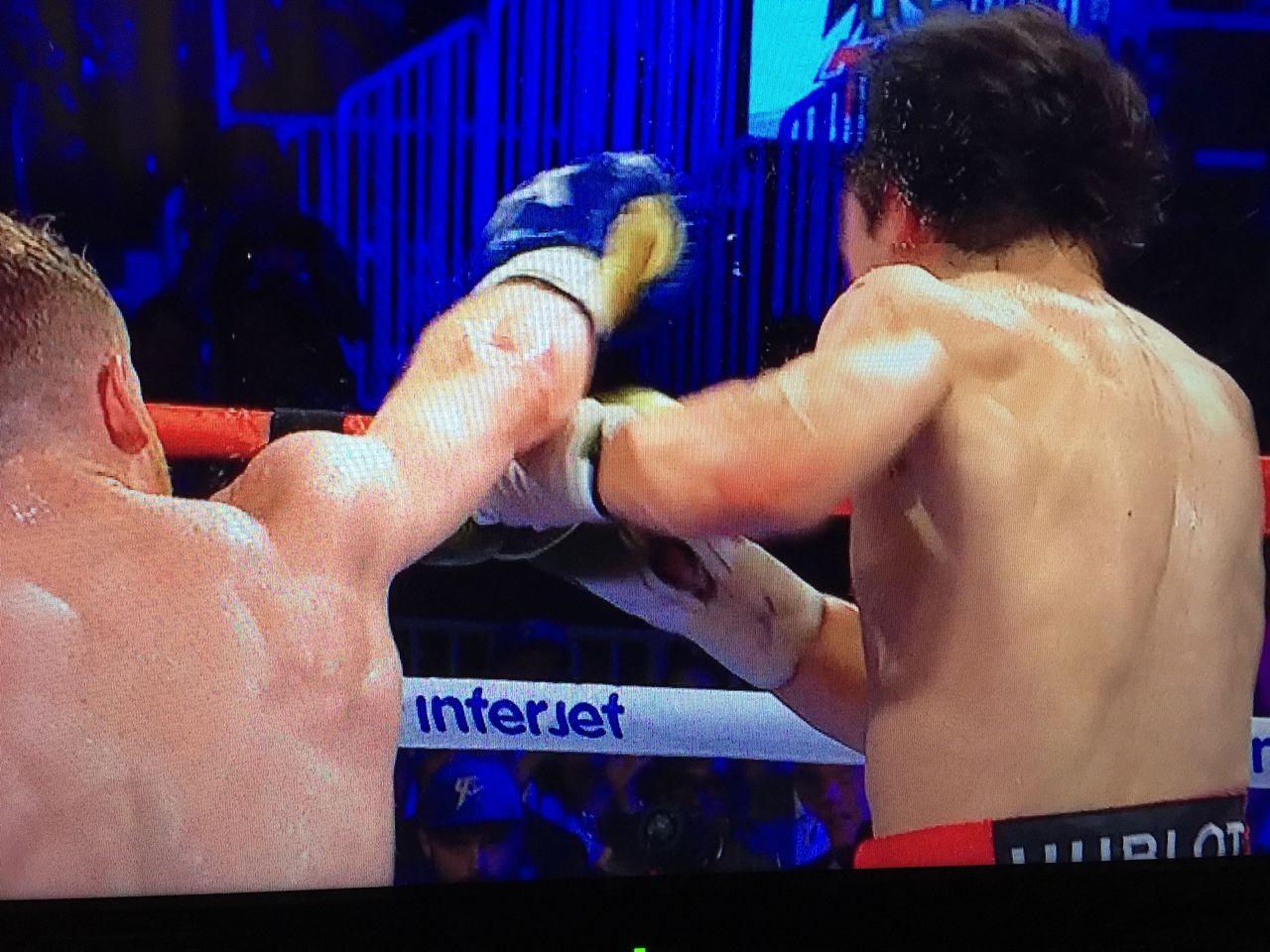 ボクシングを100倍楽しくみる方法サウル・アルバレス 12R判定 フリオ・セサール・チャベスJrコメント