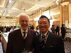 日本国際歯科大会での講演 @ パシフィコ横浜 1