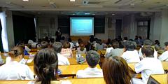 新潟大学での講義 1