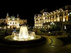 モナコ番外編:Hotel de ParisとGrand Casino