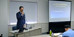 前日の名古屋に続き、大阪で講演しました 1