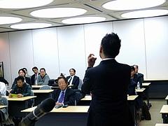 スタディーグループ JACID での講演 @ 大阪