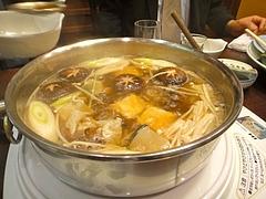 大阪での講演と鯨料理「ハリハリ鍋」
