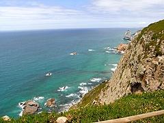 ポルトガル研修 ロカ岬などへのドライブ 「ここに地尽き、海始まる」 14