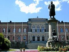 Uppsala大学大講堂 6