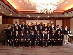 弘岡秀明ペリオコースでの講演と修了式