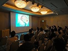 講演 @ 京葉銀行文化プラザ KOデンタルさん主催