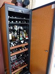 ワインの保存:ワインセラーについて 1