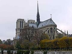 パリ研修シリーズ 5 番外編:パリ市内散策 ノートルダム寺院、ソルボンヌ大学、パンテオンなど