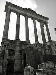 イタリアの旅5:ローマの休日...です。