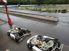 カートトレーニング @ 栃木 井頭モーターパーク