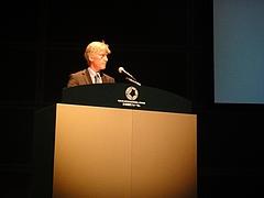 フランク・レノワー先生来日特別講演会 @ 国際フォーラム