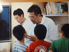 学校歯科医としての仕事:啓蒙事業を含めて