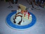 レセプション_料理_ケーキ&アイス