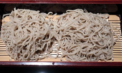 蕎麦(無庵)