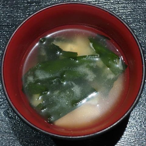 味噌汁(美やこ)