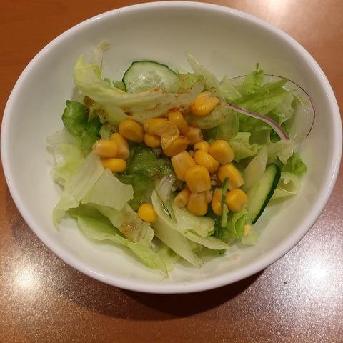 サラダ(タンネ)