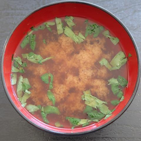 味噌汁(井の上)
