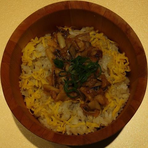 穴子麦とろおひつまぶし(清流庵)1382