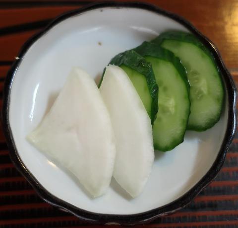 漬物(ハトヤ)